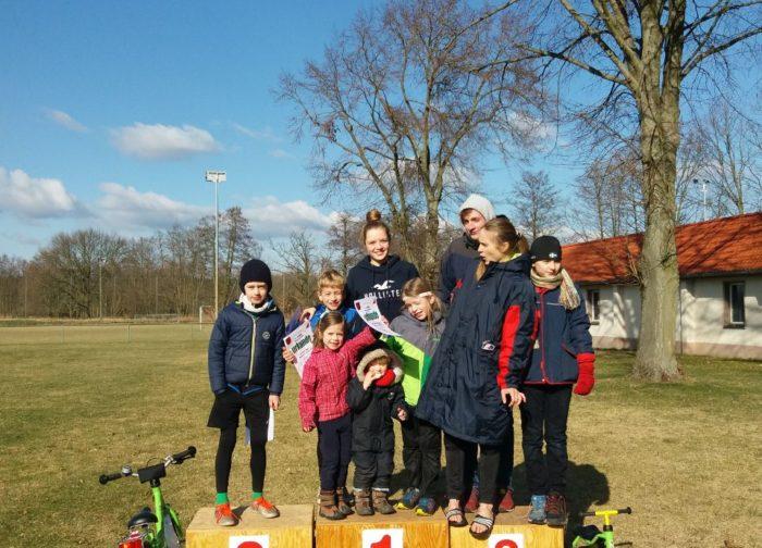 Märkischer Kiefern-OL und Berliner Winter-OL