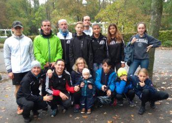 Berliner Läufercup Finale beim L-F-J-Lauf in der Hasenheide